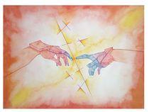 Die Hand Gottes by Sigurd Schönherr