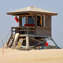 Beach Hut von Billy Bartholomew