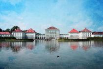 Schloss Nymphenburg von Angela Bruno