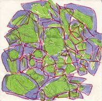 Als ich einmal mit grünen Schweinen jonglierte by Wolfgang Wende