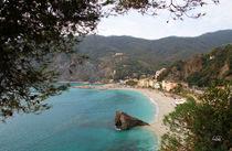 Ligurische-Küste_Monterosso-Al-Mare von Udo Seltmann
