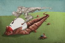 space Crash von Antonio Piedade