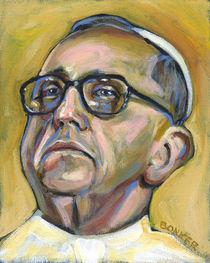 Pope Francis von Buffalo Bonker