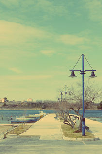 Small mediterranean port.  by Gordan Bakovic