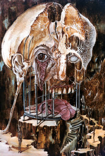 DETERIORATION OF MIND OVER MATTER by Otto Rapp