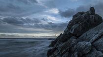 seascape - leentjie's klip by Mike Kaplan