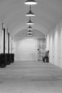 Very old (1854) prison cell block  von illu