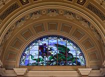 Interior of St Georges Hall, Liverpool von illu