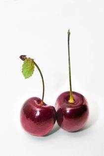 Couple of Cherries by Sunna Gautadottir