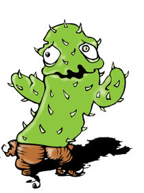 Cactus von Daniela Gellan