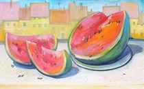 water-melon von Tatiana Popovichenko
