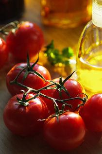Tomaten mit Olivenöl by Tanja Riedel