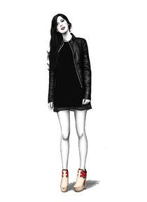 Carla Lima shoes von Tania Santos