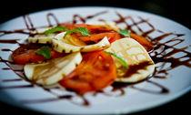 Tomaten und Mozzarella by Jürgen Hopf