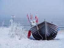 Fischerboot von Rico Ködder