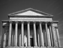 St Georges Hall, Liverpool, UK by illu