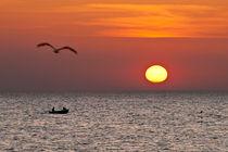 Sonnenuntergang von Rico Ködder