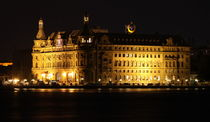 Haydarpasa Train Station by Evren Kalinbacak