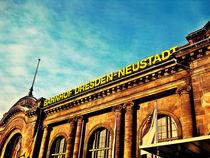 bahnhof dresden-neustadt. von chaunceyphotography