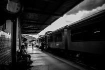 Station by Arlindo Pinto
