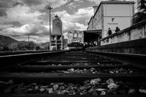 There's a slow train coming by Arlindo Pinto