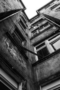 Berliner Hinterhof von Holger Pelzer