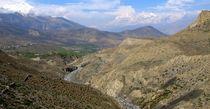 Flusslauf nähe Muktinath von reisemonster