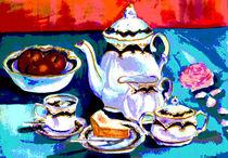 Kaffeezeit von Irina Usova