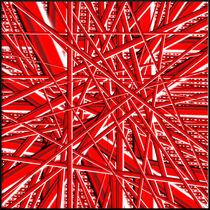 rohrgewitter in rot von gwj