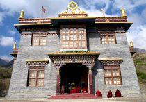 Tempel zum Himmel der Welt von reisemonster