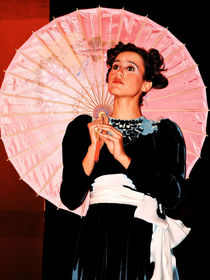 Spanish actress by Brian Grady