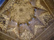 Architectural detail - The Alhambra 3 von Brian Grady