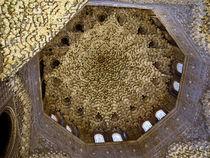 Architectural detail - The Alhambra 4 von Brian Grady
