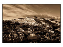 View from The Alhambra, Granada by Brian Grady