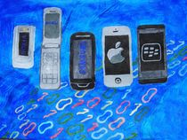 Mobile Evolution by Melissa Nowacki
