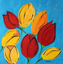 Tulips von mariso