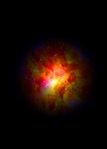 Galaxie von Irina Usova