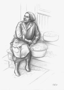 Frau aus Süditalien von sonny