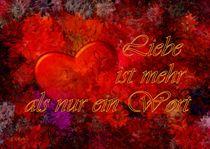 Liebe ist mehr als ein Wort von Eckhard Röder