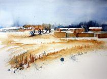 Winterlandschaft von Inez Eckenbach-Henning