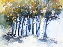 Wald von Inez Eckenbach-Henning