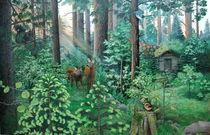 Im Wald von Gräfin Vroni von Burgstein
