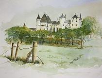 Burg Frauenstein von Inez Eckenbach-Henning