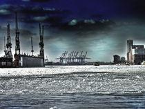 Hamburg, Winter 3 von Dadalus Uggla