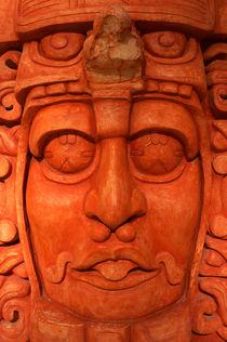 Mayan Lord von John Mitchell