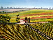 Tuscan Tranquility von bill holkham
