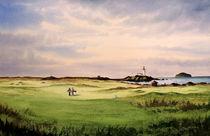 Turnberry Golf Course 12TH Tee von bill holkham