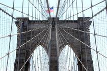 Brooklyn Bridge von Mircea Nicolescu