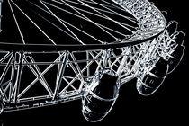 The London Eye Art von David Pyatt