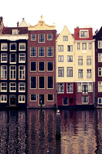 Amsterdam Architecture by dag